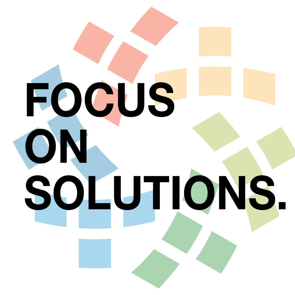 Focus On Solutions | Sticker