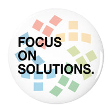 Focus On Solutions | Pin