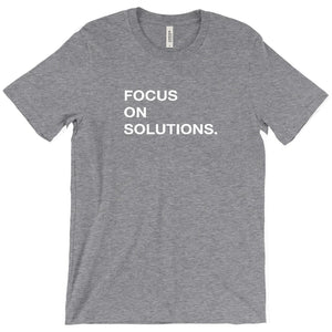 Focus on Solutions | Tee