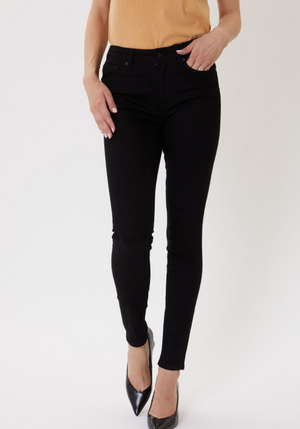 Black KanCan High Rise Denim Jean (3/25-15/31)