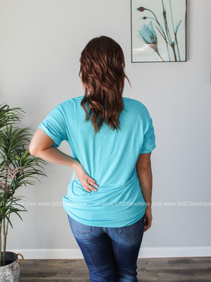The Perfect Casual Boyfriend Tee (Multiple Colors) - Loft21 Boutique