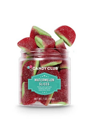 Candy Club- Watermelon Slices