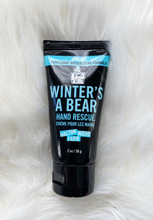 Winter's A Bear Hand Rescue
