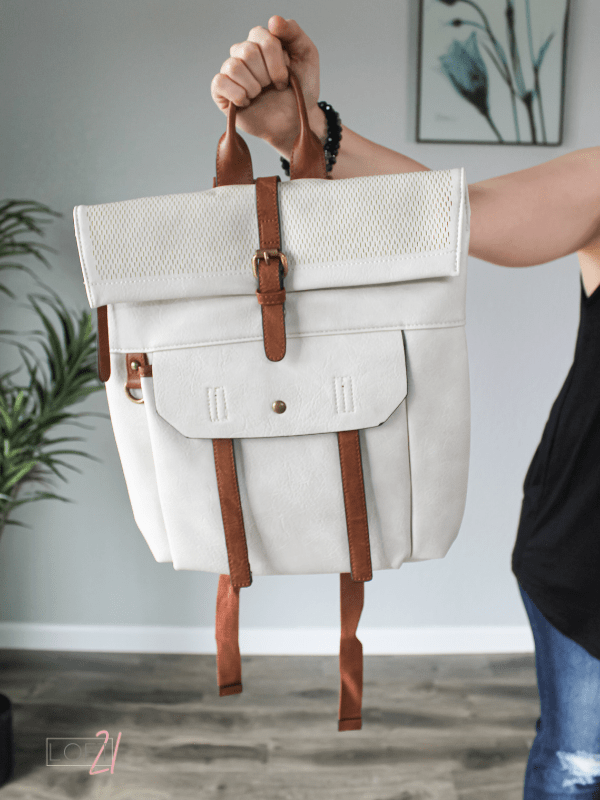 Dakota Backpack- 2 colors - Loft21 Boutique