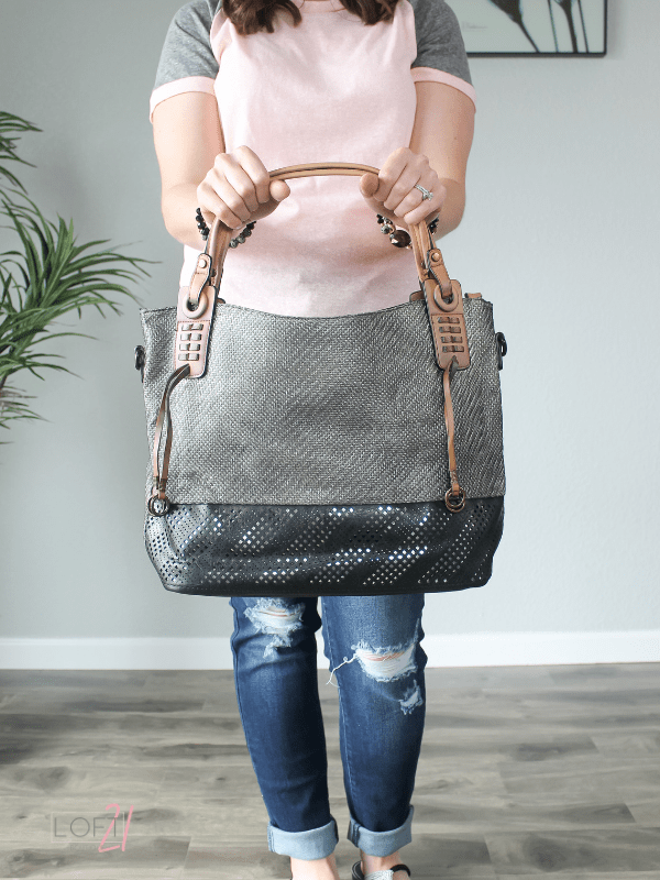 Freya Satchel- 2 Colors - Loft21 Boutique