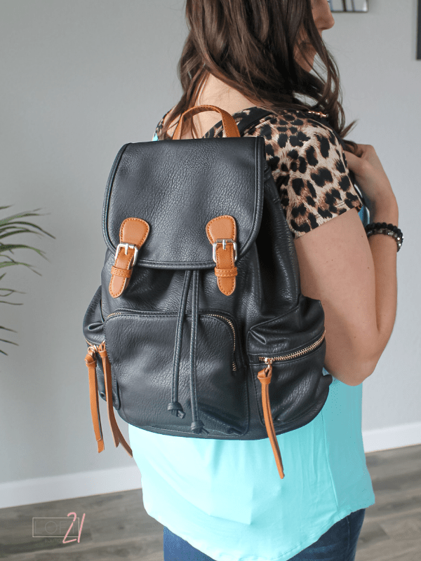 Holly Backpack - Loft21 Boutique
