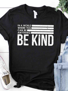 **PREORDER** Be Kind Graphic Tee (S-3XL)