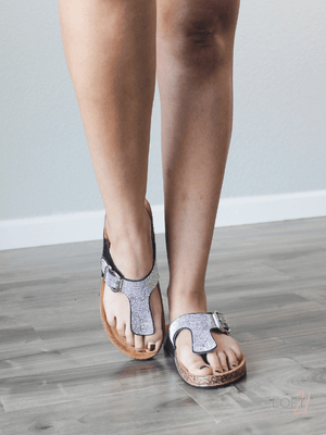 On The Beach Sandals - Loft21 Boutique