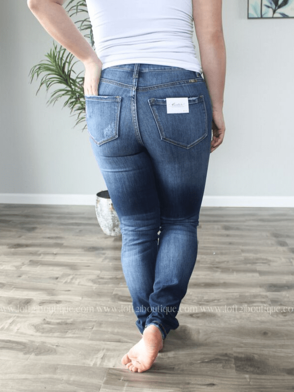 Shannon High-Rise Super Skinny Jean - Loft21 Boutique