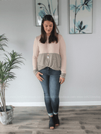 Stop and Stare Knit Top