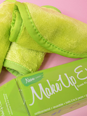 Neon Green- The Original MakeUp Eraser - Loft21 Boutique