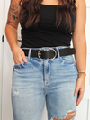 Double Ring Belt (Multiple Colors)
