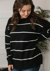 All You Really Need Striped Sweater
