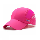Street Empire Solid Color Baseball Cap-unisex-wanahavit-ROSE RED-wanahavit