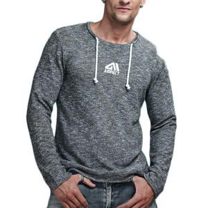 Casual Cotton Hooded Long Sweatshirt-men fashion & fitness-wanahavit-Gray-M-wanahavit