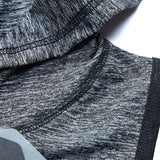 Muscle Cut Stringer Tank Top Sleeveless Hoodie-men fitness-wanahavit-Gray-M-wanahavit