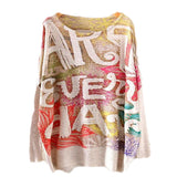 Art Everyday Printed Knitted Long Sleeve-women-wanahavit-One Size-wanahavit