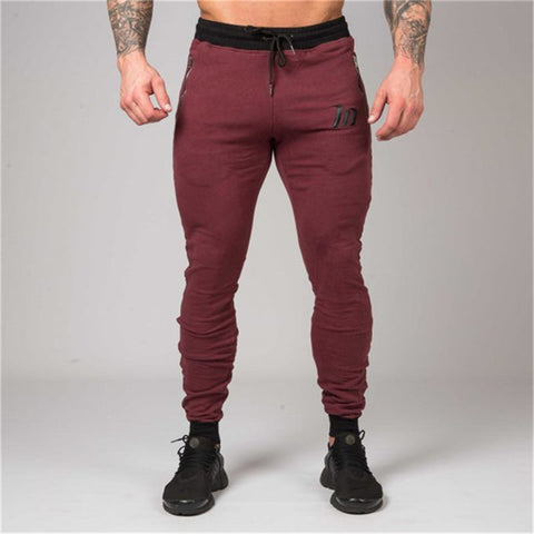 Casual Slim Fit Jogger Pants