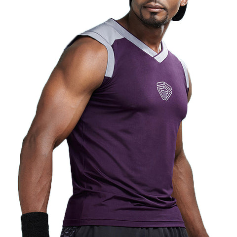 Quick Dry Workout Basketball Jersey Style Shirt