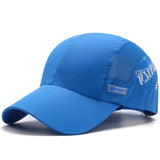 Street Empire Solid Color Baseball Cap-unisex-wanahavit-BLUE-wanahavit