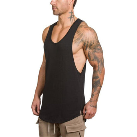 Summer Cotton Tank Tops