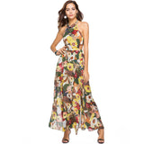 Backless Floral Printed Chiffon Maxi Long Dress-women-wanahavit-3-XL-wanahavit