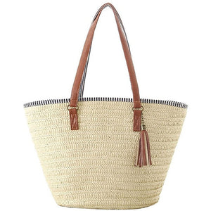 Zippered Designer Tote Bag-women-wanahavit-A-wanahavit