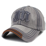 JM Embroided Baseball Cap