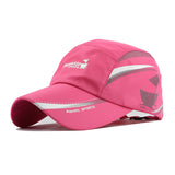 Aquatic Sports Print Baseball Cap