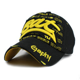 BAT Embroid Baseball Cap