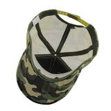 Star Patched Baseball Cap-unisex-wanahavit-Camouflage-Adjustable-wanahavit