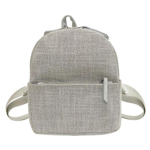 Fashion Mini Retro Straw Backpack-women-wanahavit-Gray-wanahavit