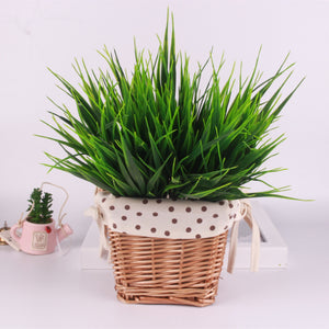 Artificial Decorative Grass-home accent-wanahavit-1 pc-wanahavit