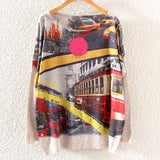 Printed Knitted Winter Long Sleeve Series 1-women-wanahavit-Daily Street-One Size-wanahavit