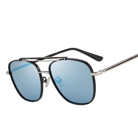 Polarized Square Sunglass-men-wanahavit-C01 Blue-wanahavit
