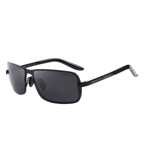 Classic Luxury Rectangular Sunglass
