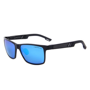 Men Polarized Rectangle Sunglass-men-wanahavit-C01 Blue-wanahavit