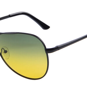 Gradient Color Polarized Sunglass-men-wanahavit-C01 Black Night-wanahavit