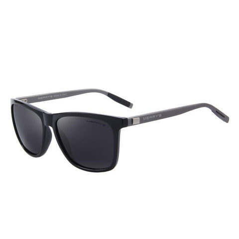 Retro Aluminum Polarized Sunglass