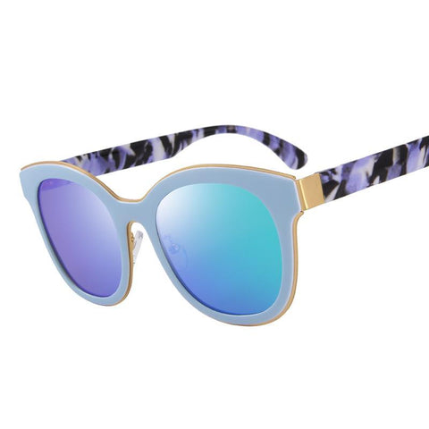 Fashion Cat Eye Polarized Sunglass