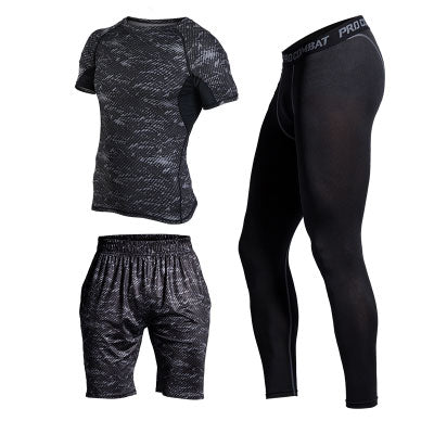 Athletic Compression Workout Set 14 Combinations
