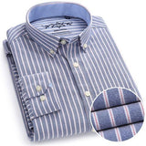 High Quality Striped Long Sleeve Shirt #XSFXX-men-XSF100619-XL-wanahavit