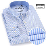 High Quality Striped Long Sleeve Shirt #XSFXX-men-XSF100618-XL-wanahavit