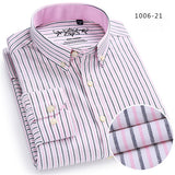 High Quality Striped Long Sleeve Shirt #XSFXX-men-XSF100621-XL-wanahavit