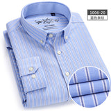 High Quality Striped Long Sleeve Shirt #XSFXX-men-wanahavit-XSF100620-XL-wanahavit