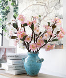 Artificial Japanese Cherry Blossoms-home accent-wanahavit-Pink-wanahavit