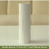 Modern European Ceramic Flower Vase-home accent-wanahavit-4-wanahavit