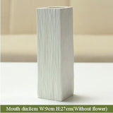 Modern European Ceramic Flower Vase-home accent-wanahavit-2-wanahavit