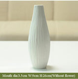 Modern European Ceramic Flower Vase-home accent-wanahavit-7-wanahavit