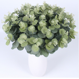 3pcs Artificial Eucalyptus Green Plant